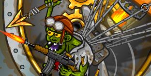 Savaşçı Zombi