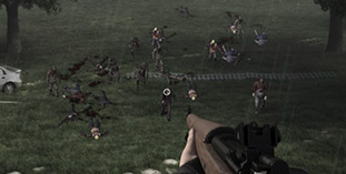 Ölü Zombi Avı 3d