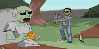Ölüler Zombiler Ayaklandı