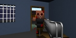 Minecraft Zombi Blokları 3d