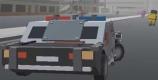 Polis Arabası ile Zombi Ezme