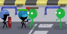 Stickmen ve Zombies