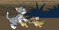 Tom ve Jerry Zombi Macerası
