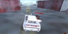 Zombi Arabası 3d