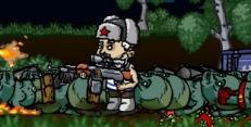 Zombi Karşı Atağı