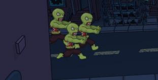 Zombilerden Kaç