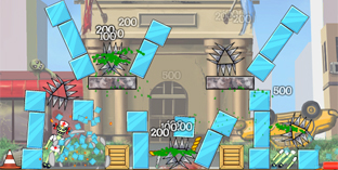 Zombileri bombala
